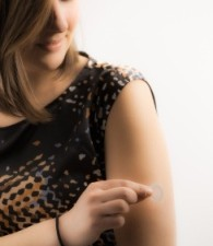 The discreet viaskin patch could be a boon for many allergy sufferers