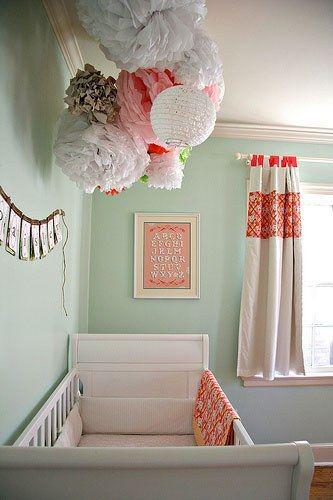 Quelques petits conseils pour la décoration d'une chambre de bébé