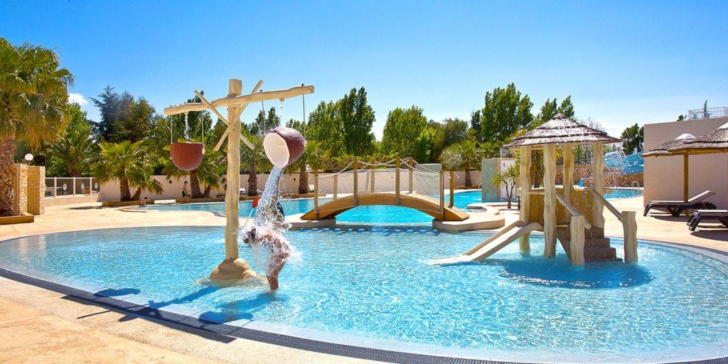 camping parc aquatique proche argelès